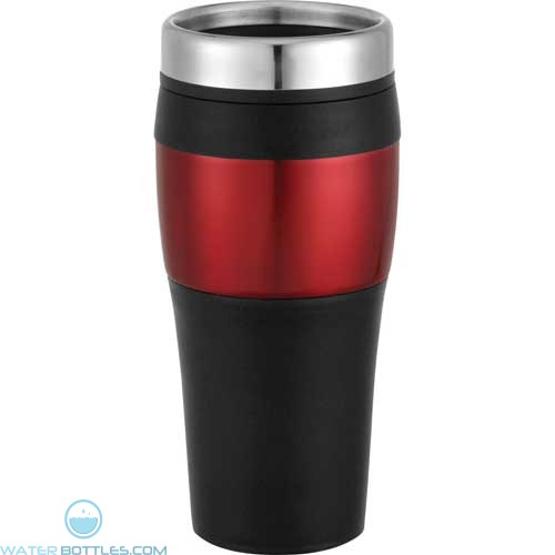 Cayman Travel Tumblers | 16 oz - Red