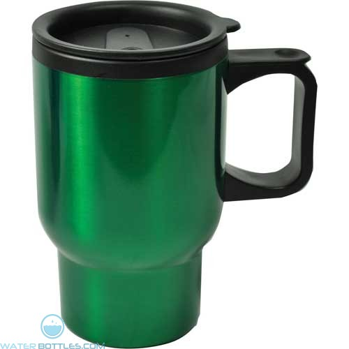 Laguna Travel Mugs | 16 oz - Green