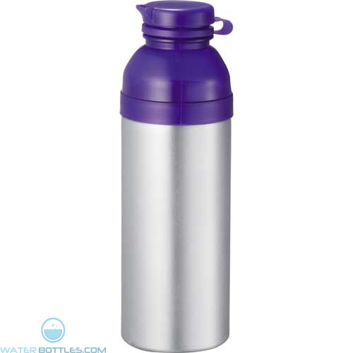 Tahiti Aluminum Sports Bottles | 25 oz - Purple