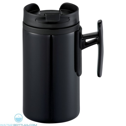 K Mini Travel Mugs | 9 oz - Black