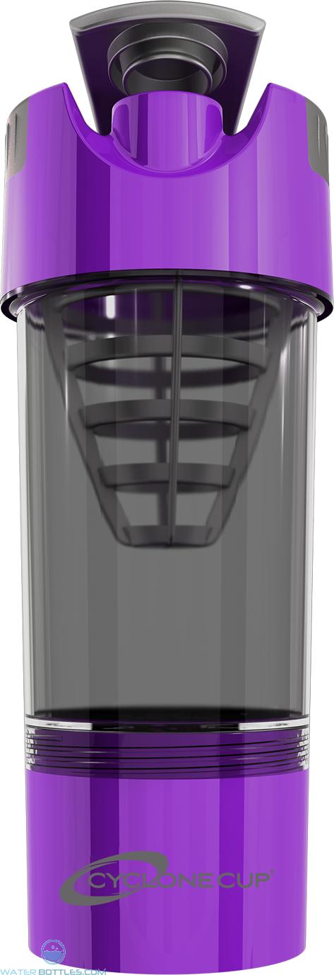 Cyclone Cup Tritan Shaker Bottles | 20 oz - Purple