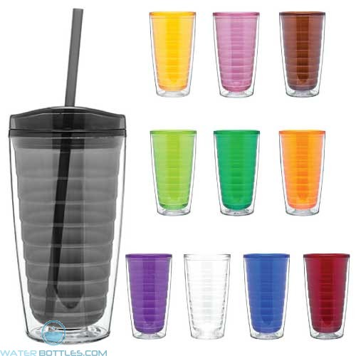 Promotional Cups - T16 Double Wall Tritan Cup | 16 oz
