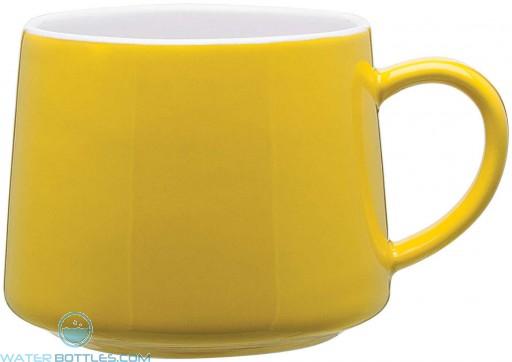 Aroma Ceramic Mugs   10 oz - Yellow
