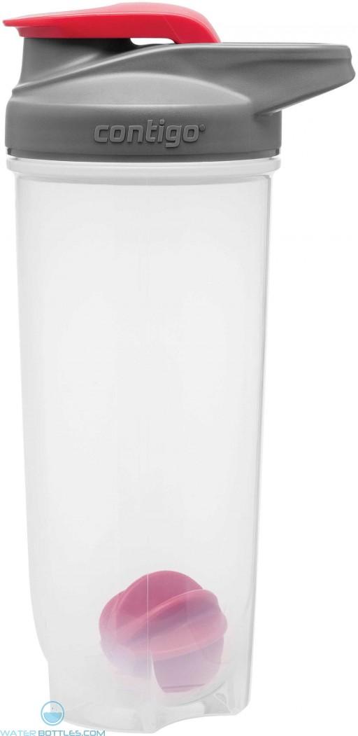 Contigo Shake And Go Fit Blender Bottles | 28 oz - Red