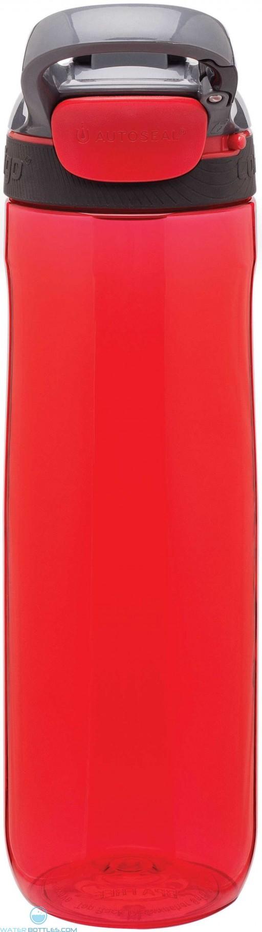 Contigo Cortland Single Wall Water Bottles | 24 oz - Red