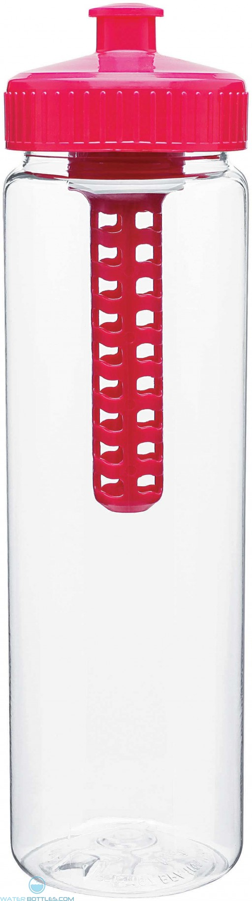 H2Go Ultra Coconut Filter Bottles | 25 oz - Red