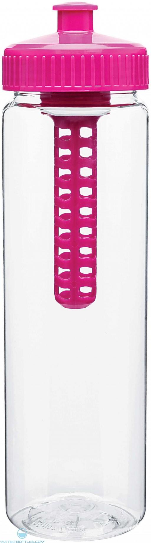 H2Go Ultra Coconut Filter Bottles | 25 oz - Pink