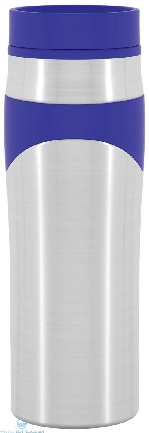 Stainless Steel Spotlight   16 oz - Blue