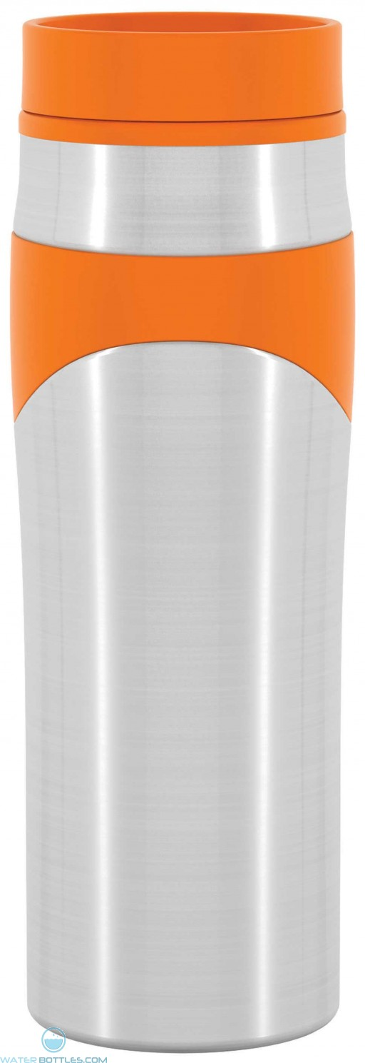 Stainless Steel Spotlight | 16 oz - Orange