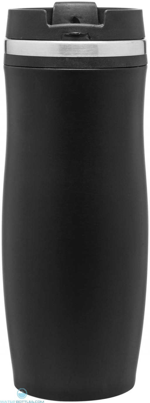Berlin Double Wall Stainless Steel Tumblers | 12 oz - Black
