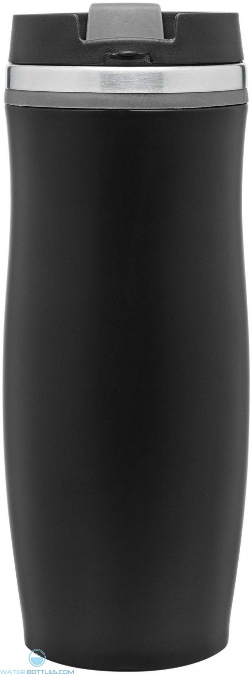Berlin Double Wall Stainless Steel Tumblers   12 oz - Storm Gray