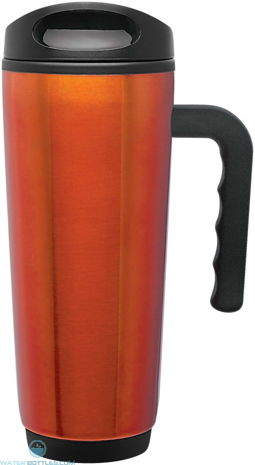 Odyssey Double Wall Mugs | 18 oz - Orange