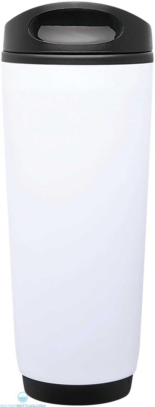 Odyssey Double Wall Tumblers   18 oz - White