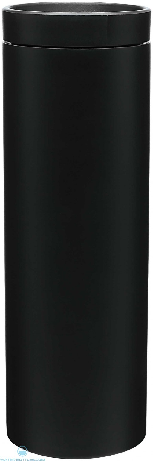 Axle Stainless Steel Thermal Tumblers | 16 oz - Matte Black