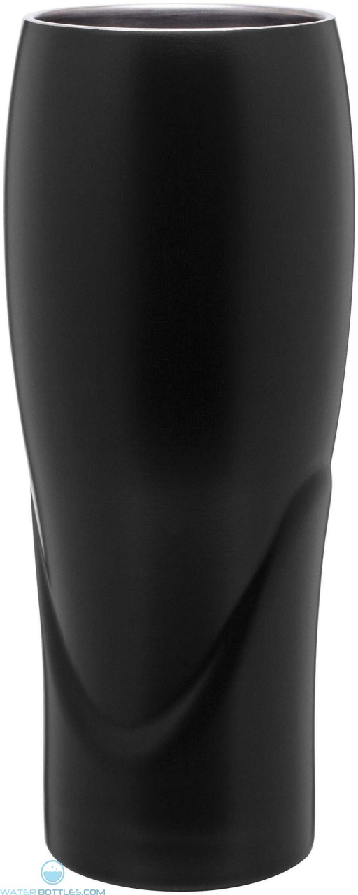 Vortex Vacuum Insulated Pilsner | 16 oz - Matte Black