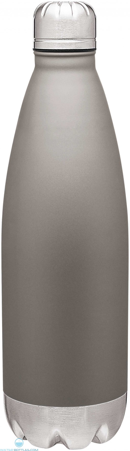 H2Go Force Thermal Bottles | 34 oz - Matte Gray