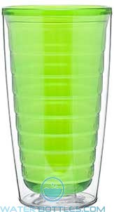 T16 Double Wall Tritan Cup | 16 oz - Lime Green