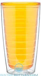 T16 Double Wall Tritan Cup | 16 oz - Yellow