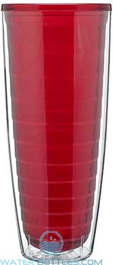 T26 Double Wall Tritan Cup   26 oz - Red