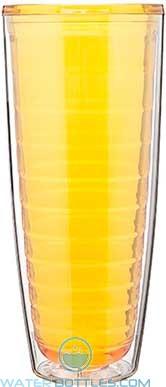 T26 Double Wall Tritan Cup   26 oz - Yellow