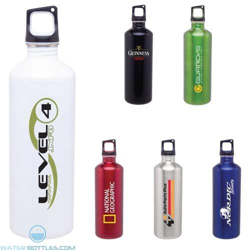 Custom Water Bottles - H2Go Classic Water Bottles | 24 oz