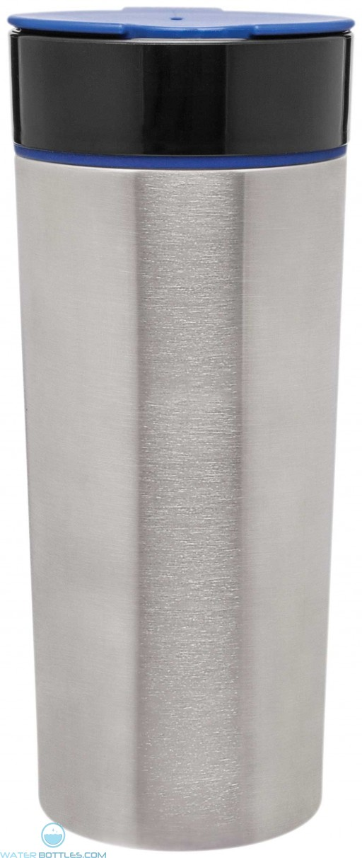 H2Go Fuse Stainless Steel Tumblers | 16 oz - Blue