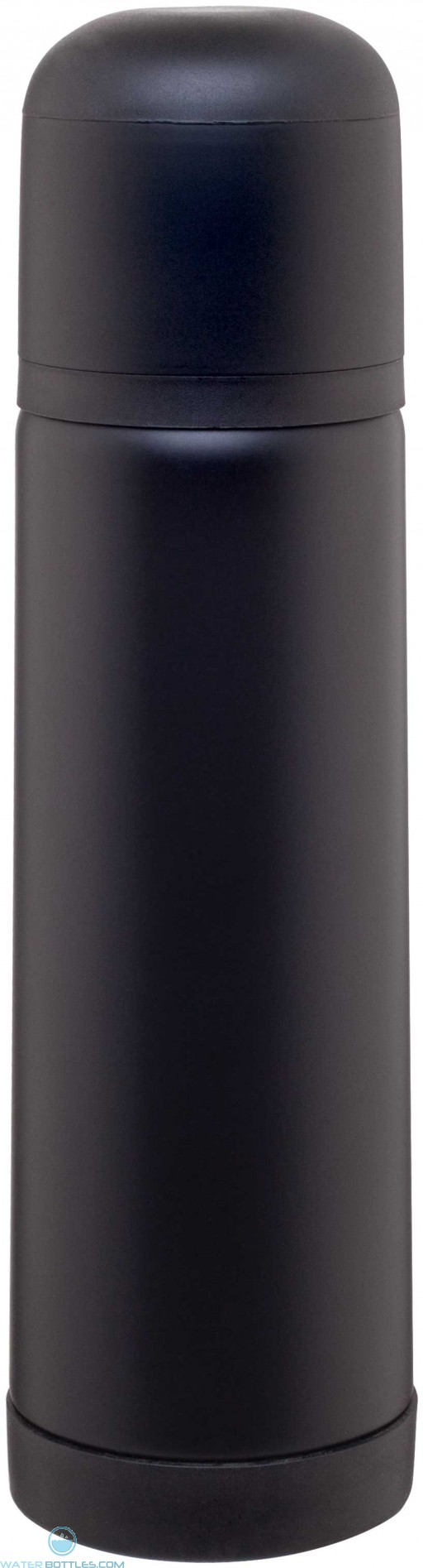 Vacuum Thermal Bottles | 25 oz - Matte Black
