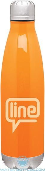H2Go Force Thermal Bottles | 26 oz - Neon Orange