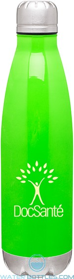 H2Go Force Thermal Bottles | 26 oz - Neon Green