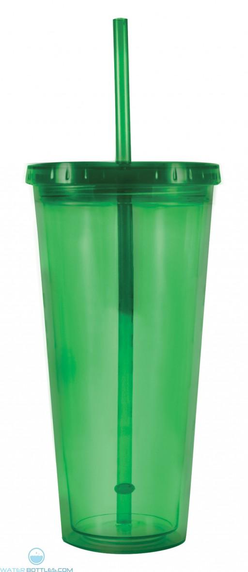 Freedom Tumblers   22 oz - Green