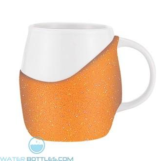Rotunda - Glitter | 12 oz - Neon Orange