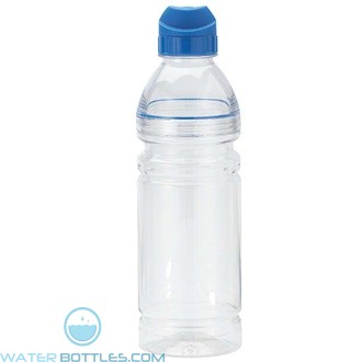 Gator | 24 oz - Clear with Blue Lid