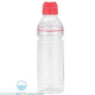 Gator | 24 oz - Clear with Red Lid