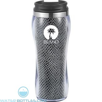 Hollywood With Snake Insert | 16 oz - Black