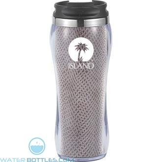 Hollywood With Snake Insert   16 oz - Red