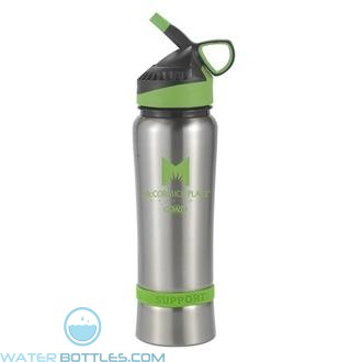Bottles For A Cause   24 oz - Green