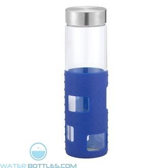 Sili Window Glass Bottles | 20 oz - Blue