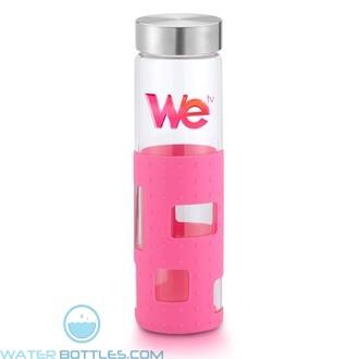 Sili Window Glass Bottles | 20 oz - Pink