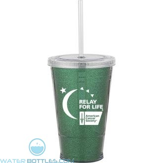 Slurpy With Ultra Insert | 16 oz - Green