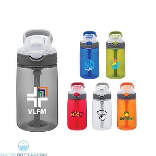 Custom Water Bottles - 14 oz Contigo Gizmo Water Bottle