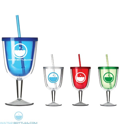 Promotional Cups - Delray Wine Cup | 12 oz