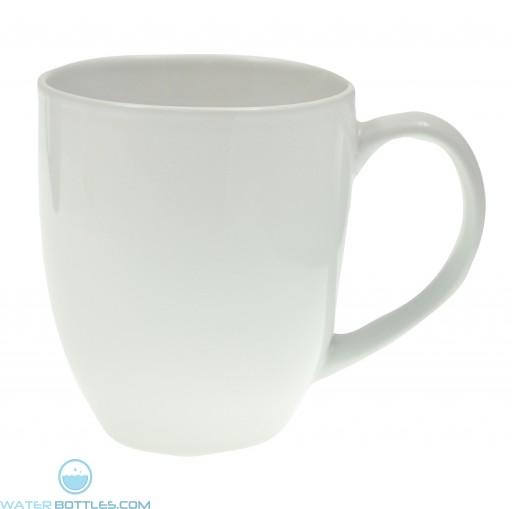 Jamocha Mugs | 16 oz - White
