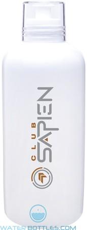 H2go Porcelain Vida Water Bottles | 27 oz - White