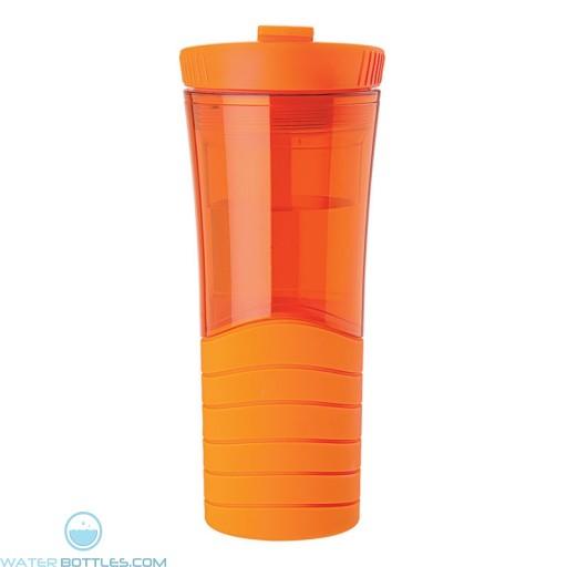 Double Wall Tumblers   16 oz - Orange