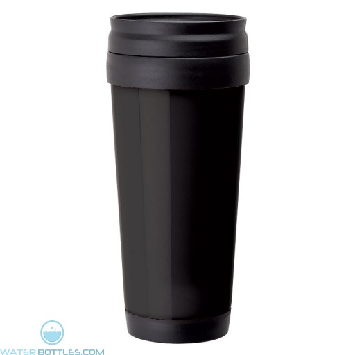 Double Wall PP Tumblers | 16 oz - Black