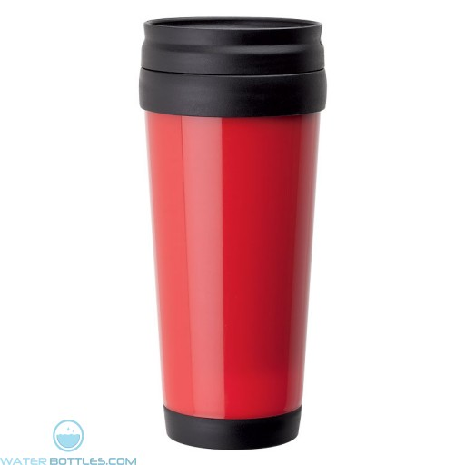 Double Wall PP Tumblers | 16 oz - Red