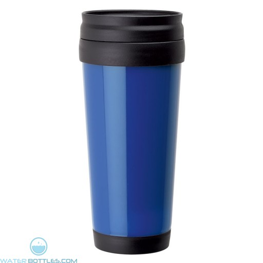 Double Wall PP Tumblers | 16 oz - Blue
