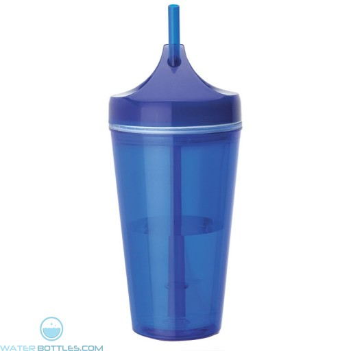 Double Wall AS Tumblers | 16 oz - Blue
