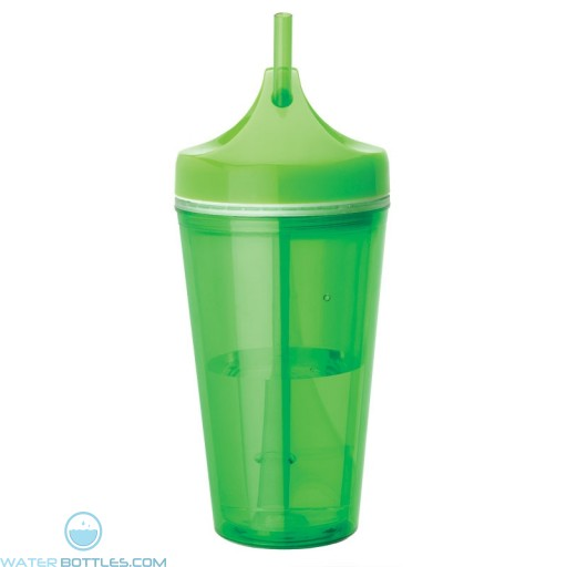 Double Wall AS Tumblers | 16 oz - Green