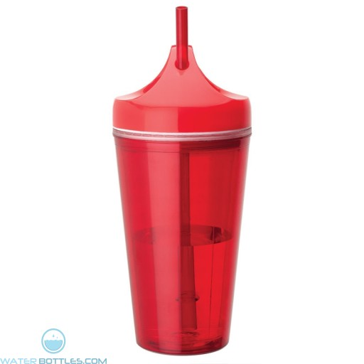 Double Wall AS Tumblers | 16 oz - Red